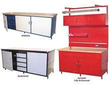 CABINET STYLE WORKBENCHES