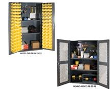 "36"" and 48"" Wide 5-S STORAGE CABINETS"